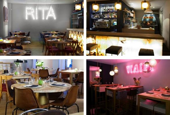 Rita & champagne Restaurante
