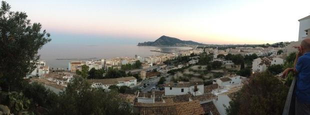 Bahia Altea Panoramica