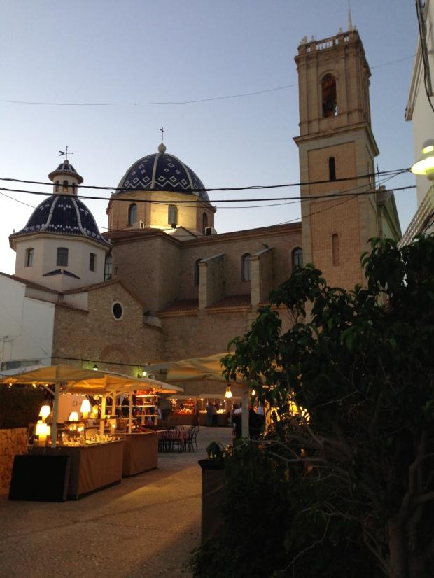 Iglesia Altea Cupula